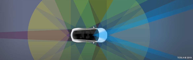 Tesla Sensors