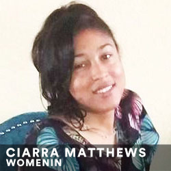 Ciarra Matthews