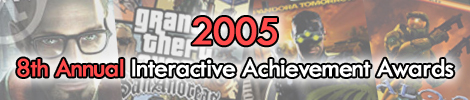 2005 - 8th Annual Interactive Achievement Awards