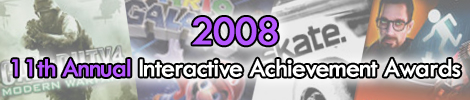 2008 - 11th Annual Interactive Achievement Awards