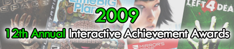 2009 - 12th Annual Interactive Achievement Awards