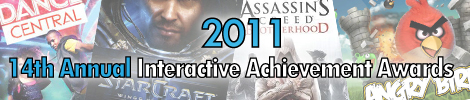 14th Annual Interactive Achievement Awards