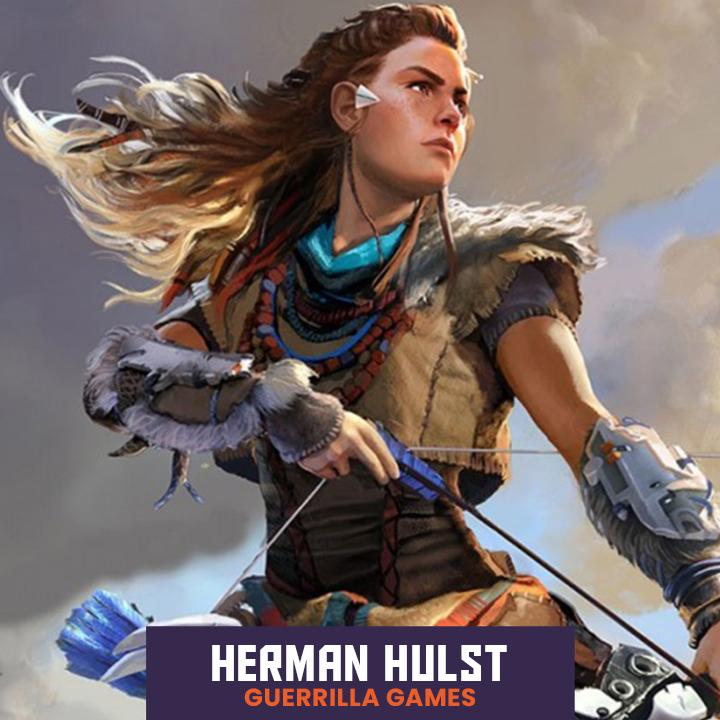 Guerrilla Games Hermen Hulst