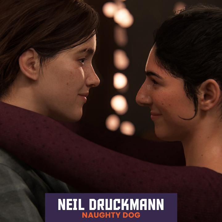 Naughty Dog's Neil Druckmann
