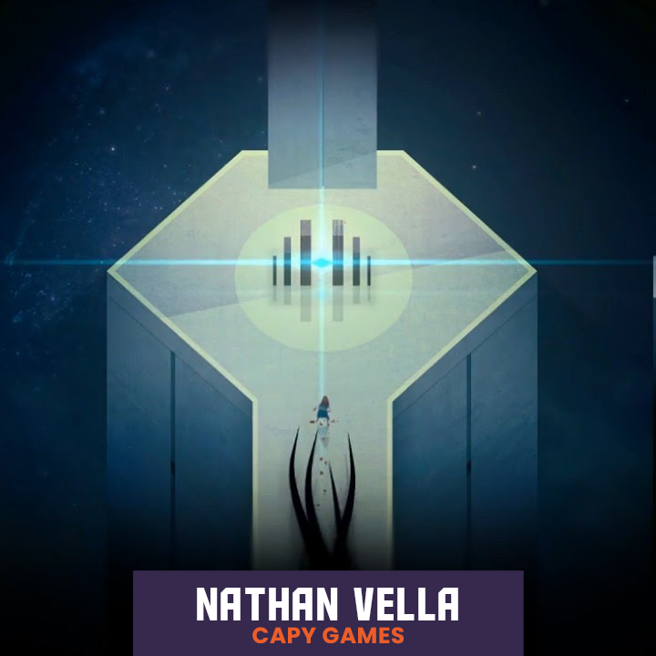 Below with Capy Games' Nathan Vella