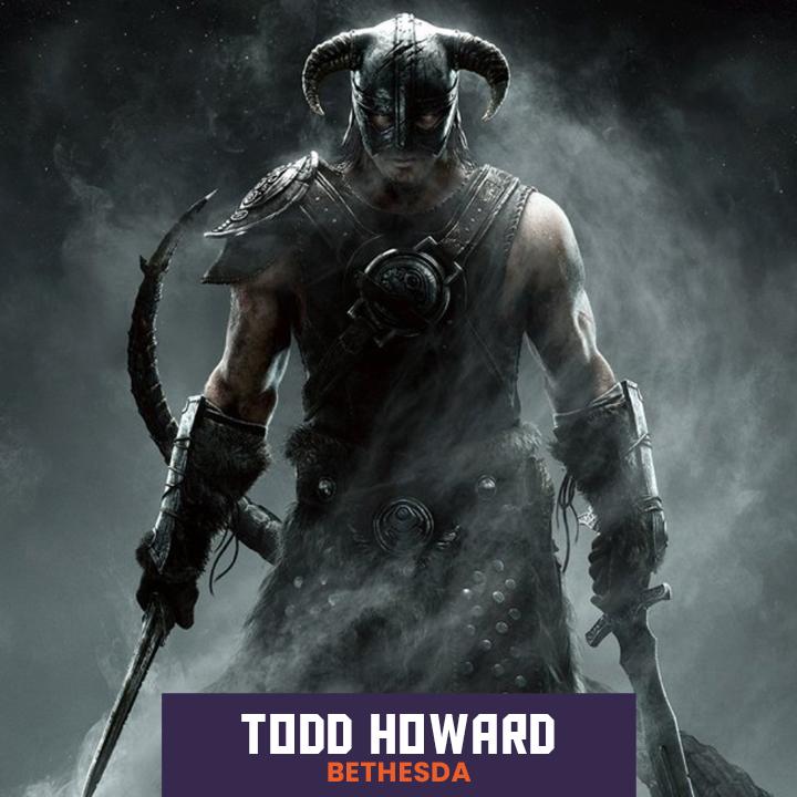 Elder Scrolls Legend, Todd Howard