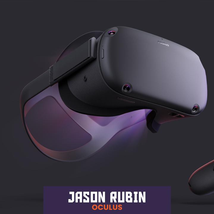 Jason Rubin of Oculus