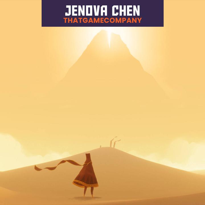 Jenova Chen from thatgamecompany