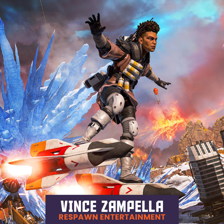 Vince Zampella of Respawn Entertainment