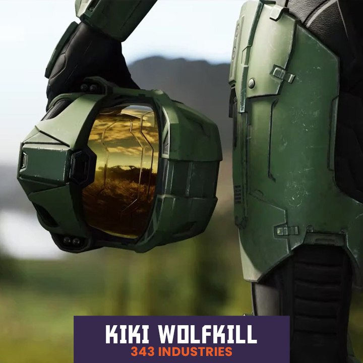 Kiki Wolfkill and the Halo Universe