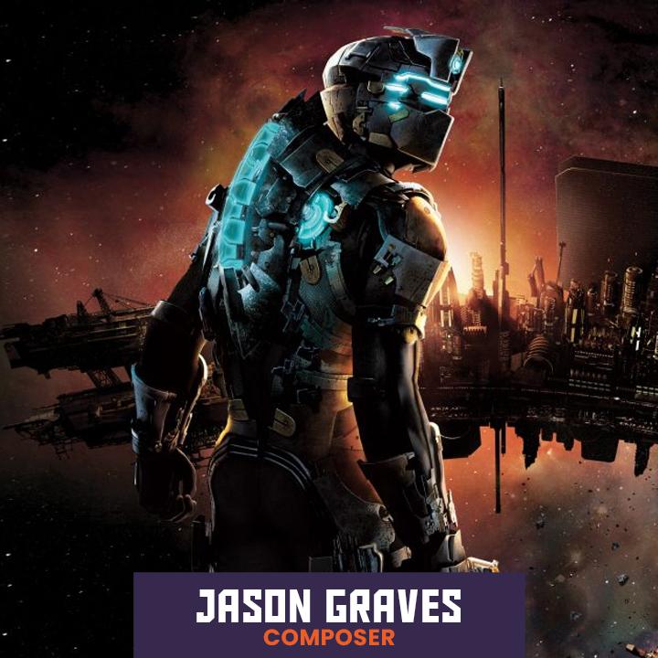 Dead Space Composer Jason Graves