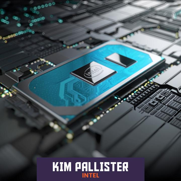 Intel's Kim Pallister