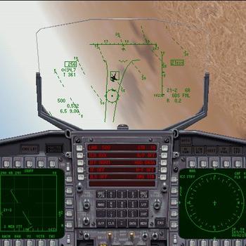 Jane's Combat Simulations: F-15
