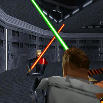 Jedi Knight Dark Forces II
