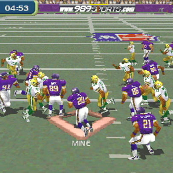 NFL Gameday '98