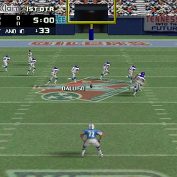 NFL Quarterback Club '98