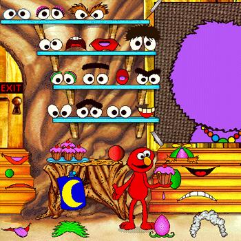 Sesame Street: Elmo's Preschool Deluxe
