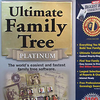 Ultimate Family Tree