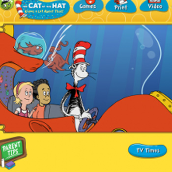 Dr. Seuss Preschool