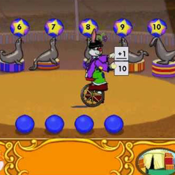Reader Rabbit's Math