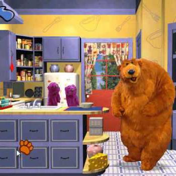 Bear in the Big Blue House: Bear's Sense of Adventure