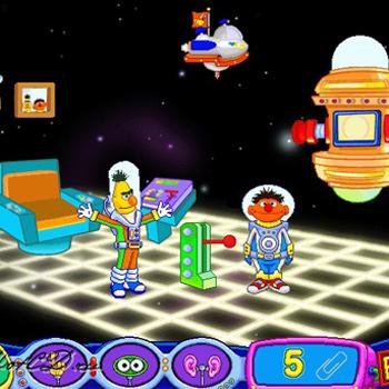 Ernie's Adventures in Space