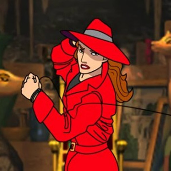 Carmen Sandiego: Treasures of Knowledge
