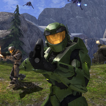 Dice awards by video game details halo combat evolved sciox Images