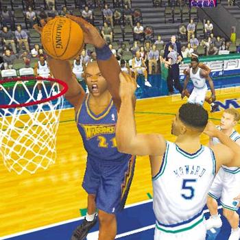 Sega Sports NBA 2K2