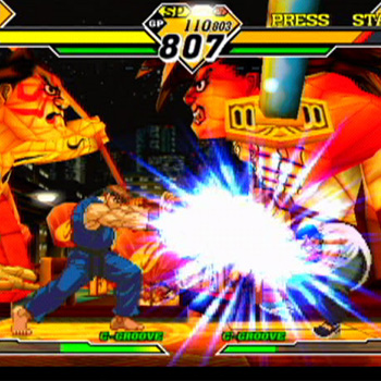 Capcom Vs. SNK 2: EO
