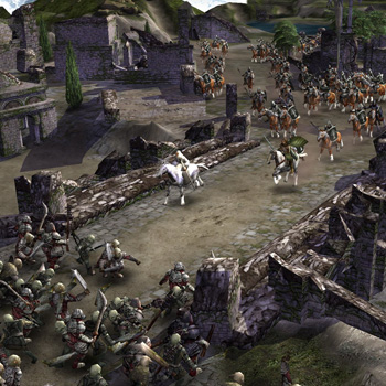 Lord of the Rings: Battle for Middle-Earth