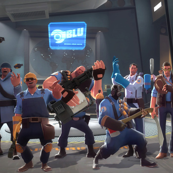 The Orange Box: Team Fortress 2