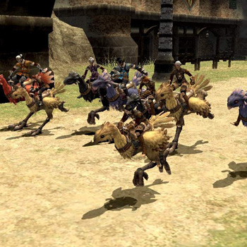 Final Fantasy XI Online: Chains of Promathia
