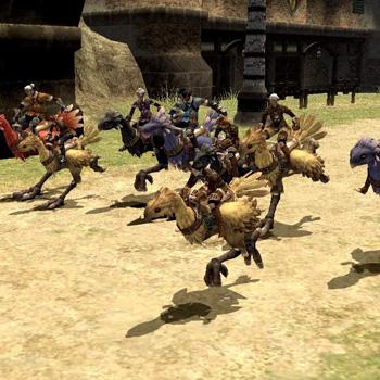 Final Fantasy XI Online: Chains of Promathia