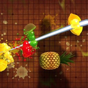 Fruit Ninja Kinect