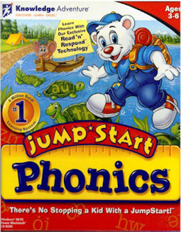 Jump Start Phonics Learning System