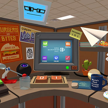 Job Simulator : The 2050 Archives