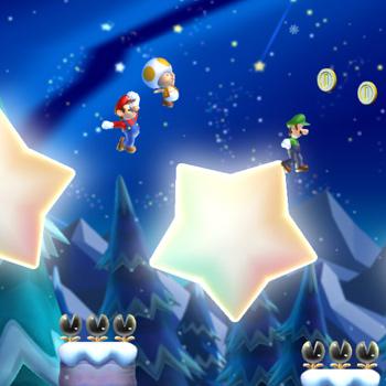 New Super Mario Bros. Wii U