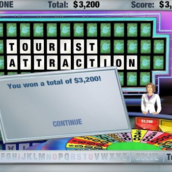 Multiplayer Wheel of Fortune Online