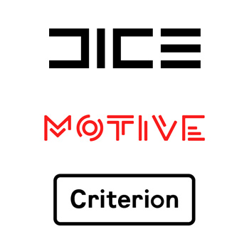DICE, Motive Studios, and Criterion Games