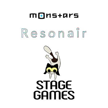 Monstars Inc., Resonair and Stage Game