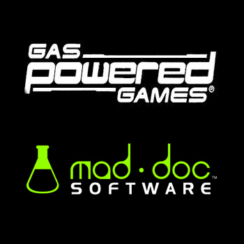 Gas Powered Games/Mad Doc Software