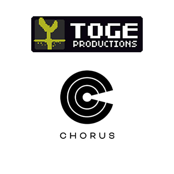 Toge Productions and Chorus Games Worldwide