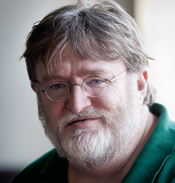 Gabe Newell, President and Co-Founder, Valve Corporation