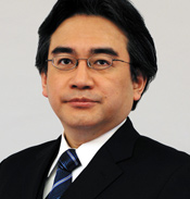 Satoru Iwata, President, Nintendo Co., Ltd.