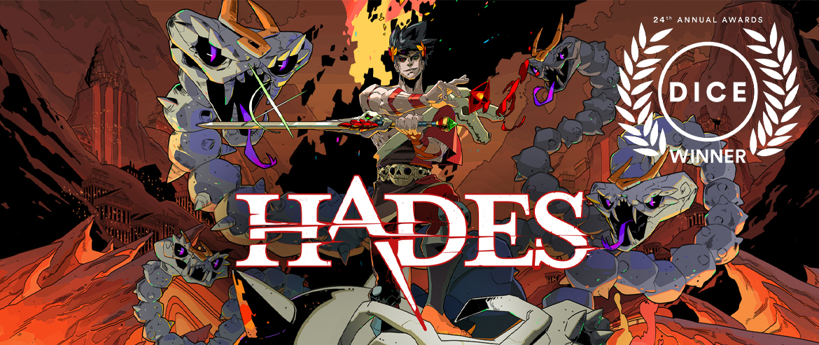 Congratulations to Hades and Supergiant Games