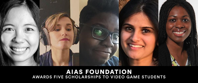 2017 AIAS Foundation Scholars Announced