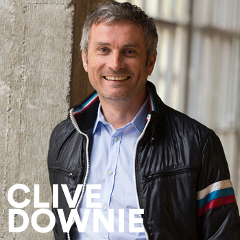 Clive Downie