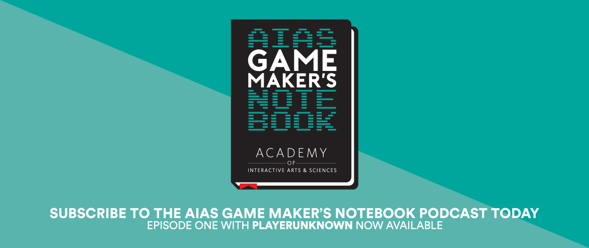 The AIAS Launches the Game Maker's Notebook