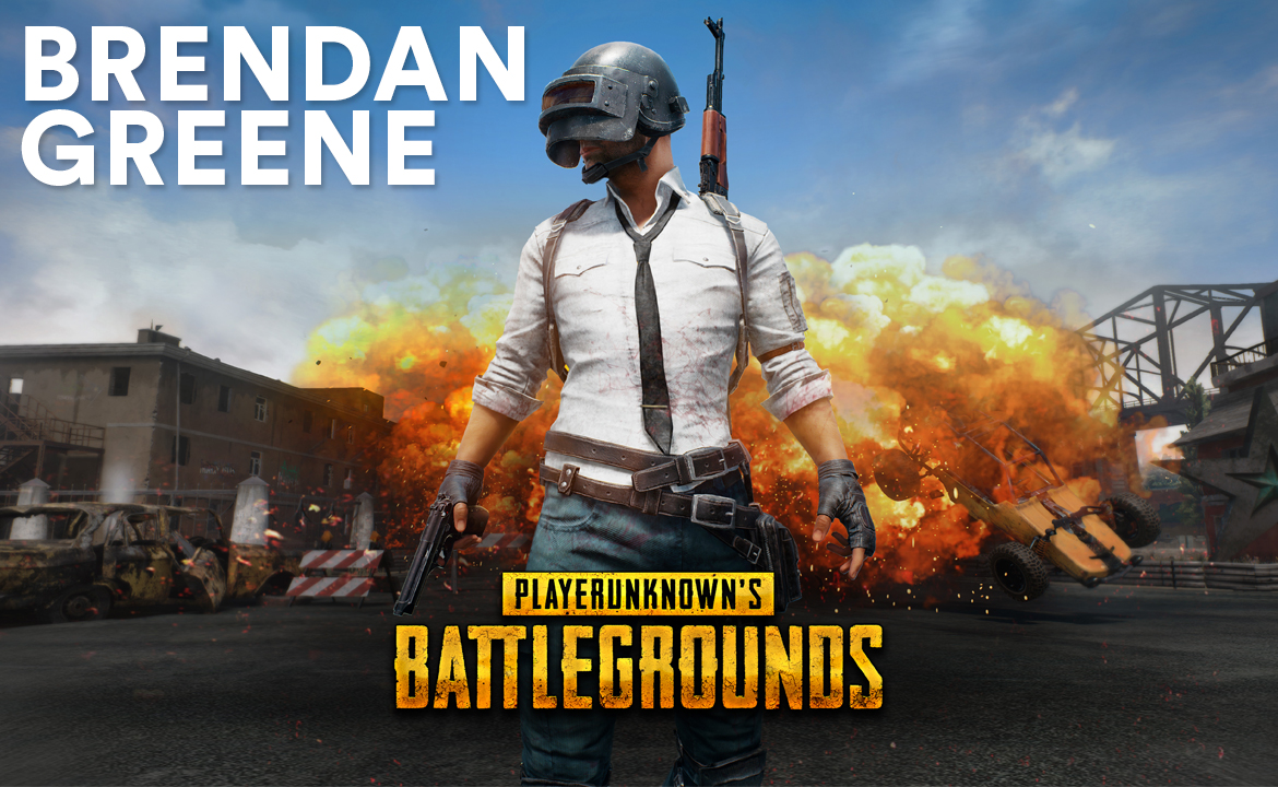 Brendan Greene, PLAYERUNKNOWN'S Battlegrounds